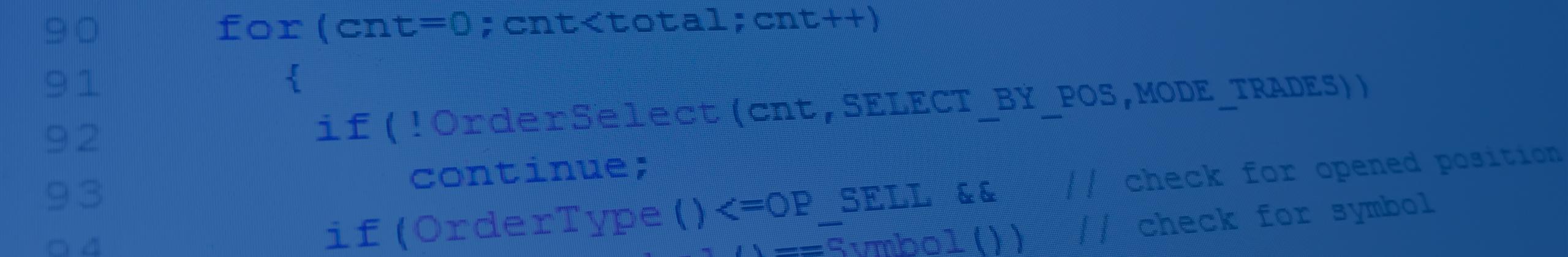 Programación de Expert Advisors y Robots de Trading