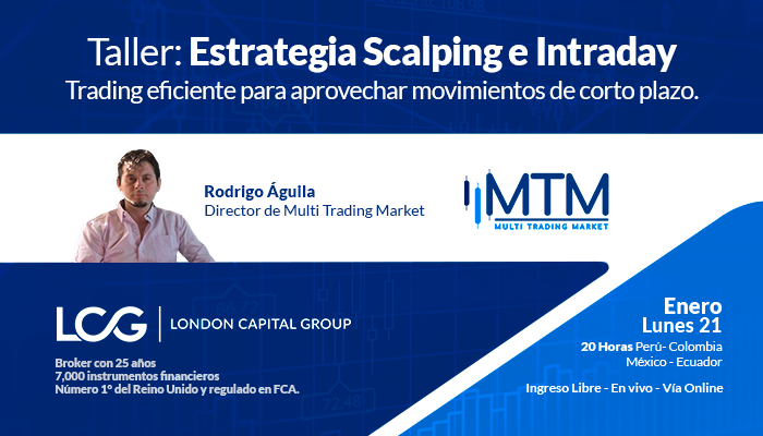 Taller Estrategia Scalping e Intraday