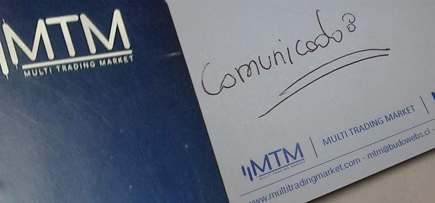 Comunicado MTM 2